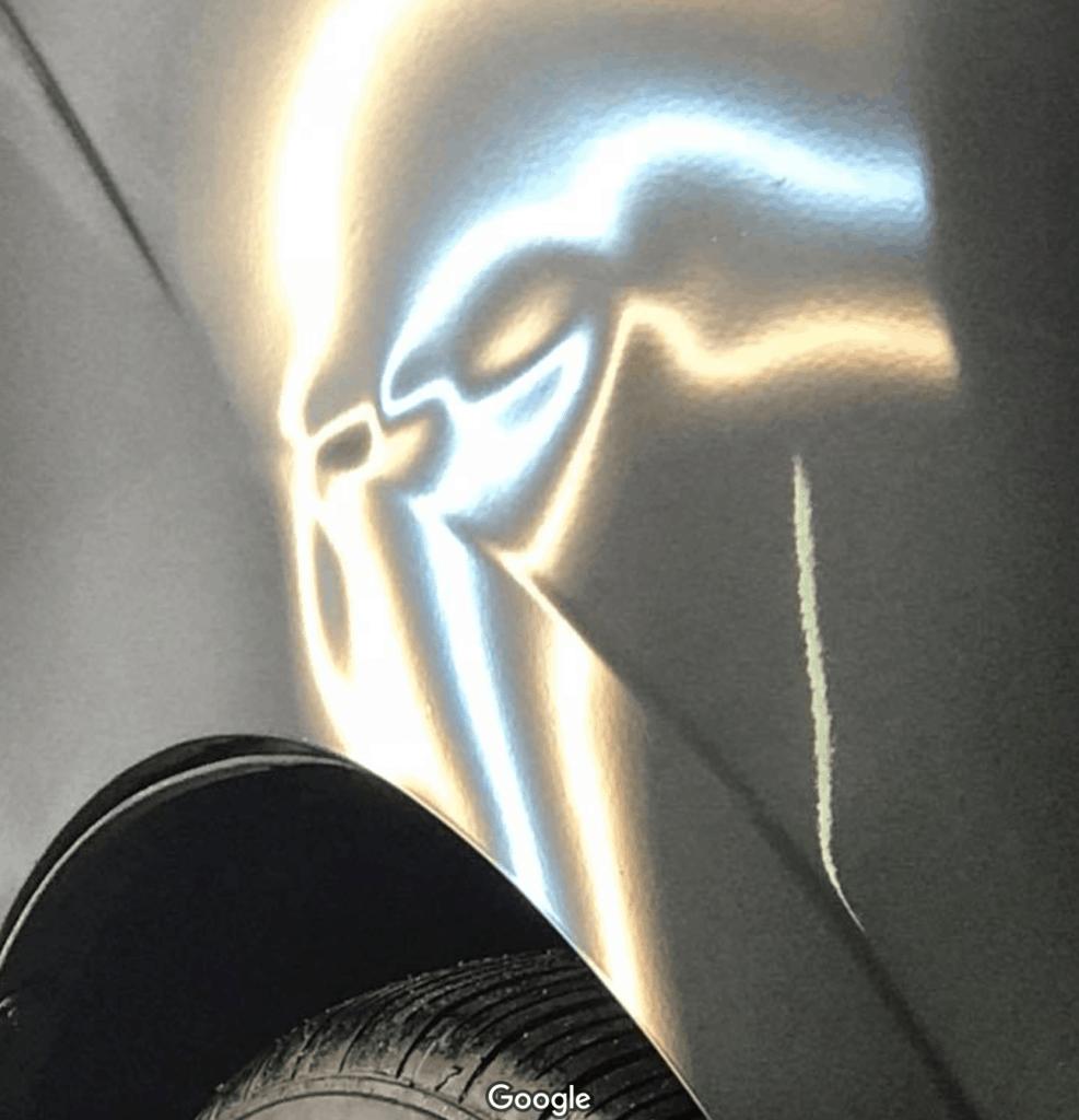 fender dent | paintless dent repair | jm dent repair | lafayette in