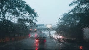 What Can Heavy Rainstorms Do to Your Car's Finish?