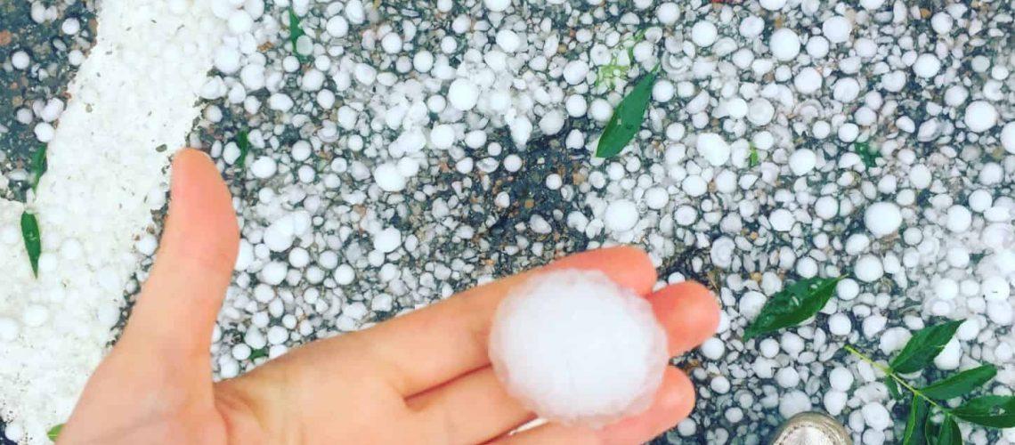 Does Hail Damage Affect Car Value?