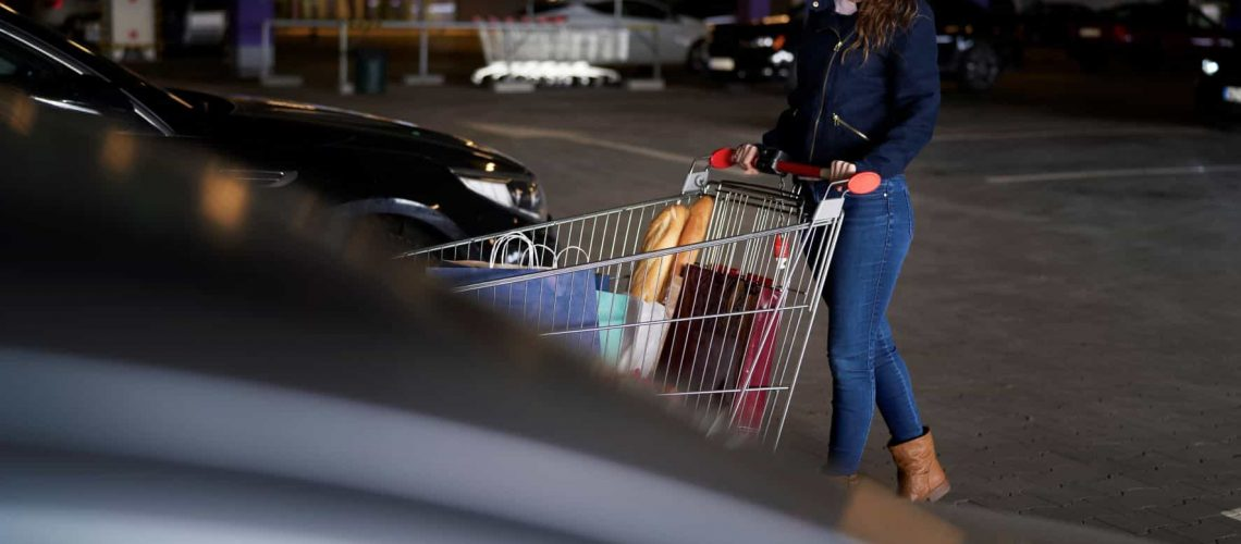 Shopping Cart Dents - What You May Not Know (And What To Do Next)